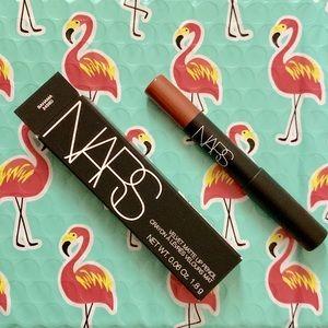 NARS velvet matte lip pencil in Bahama